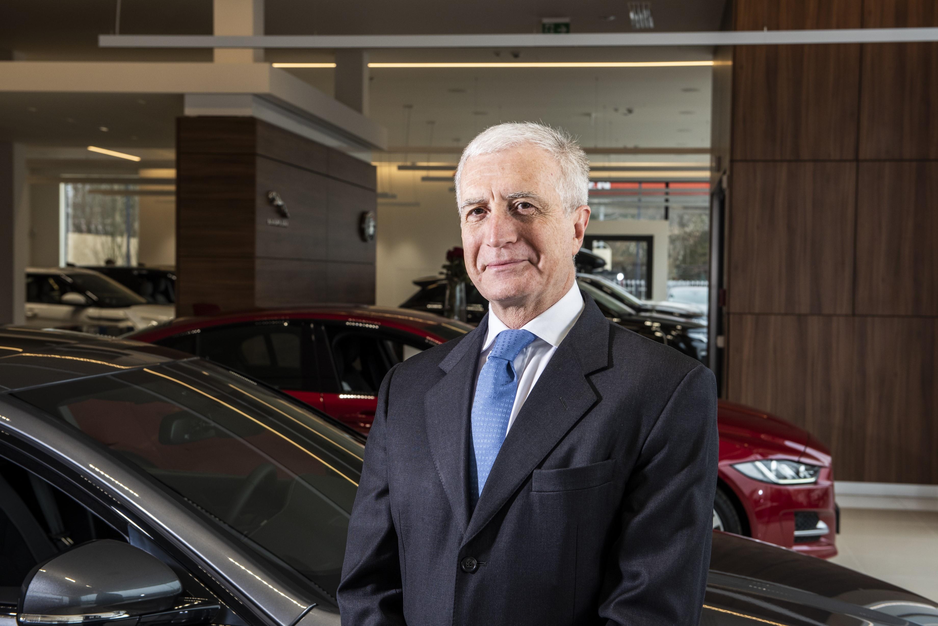 Gian Leonardo Fea pierwszym wiceprezesemBritish Automotive Holding S.A.